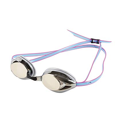 Dolfin Charger Mirrored Racing Goggles