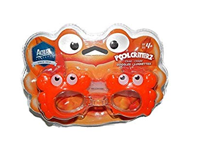 PoolCritterz Childrens Crab Goggles
