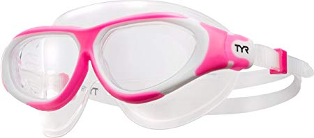 TYR Flex Frame Swim Mask Goggles