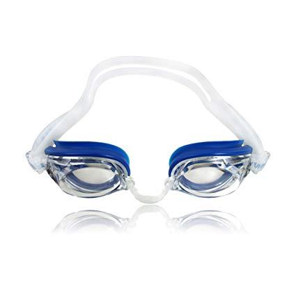 Water Gear Optica Corrective Swim Goggles Clear -4.0