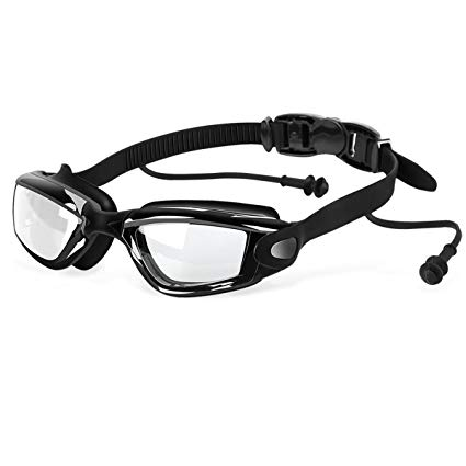 Swim Goggles SiFree Anti-fog UV 400 Protection No Leaking Waterproof Swimming Goggles for Men Women Youth