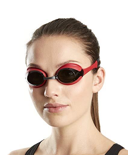 Speedo Unisex-Adult Merit Goggles (Assorted Color)