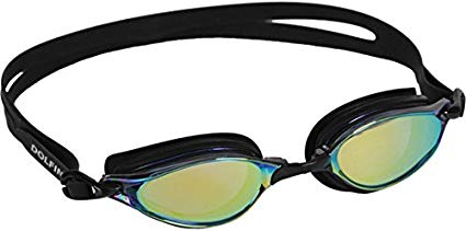 Dolfin P2 RACING GOGGLE BLACK
